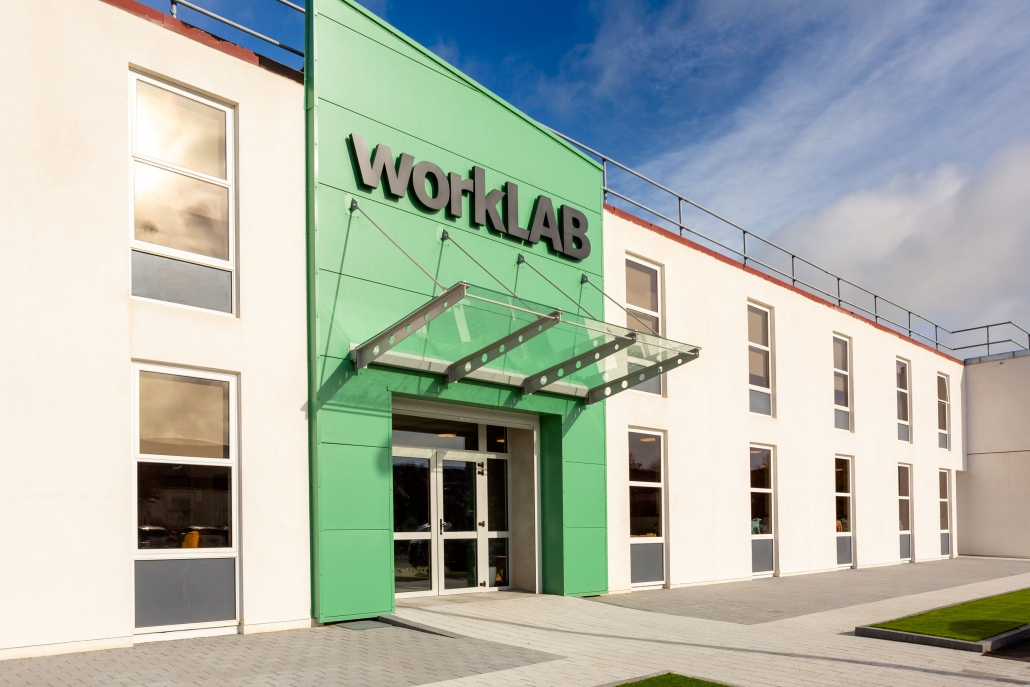 WorkLab and Kinetic Labs Waterford
