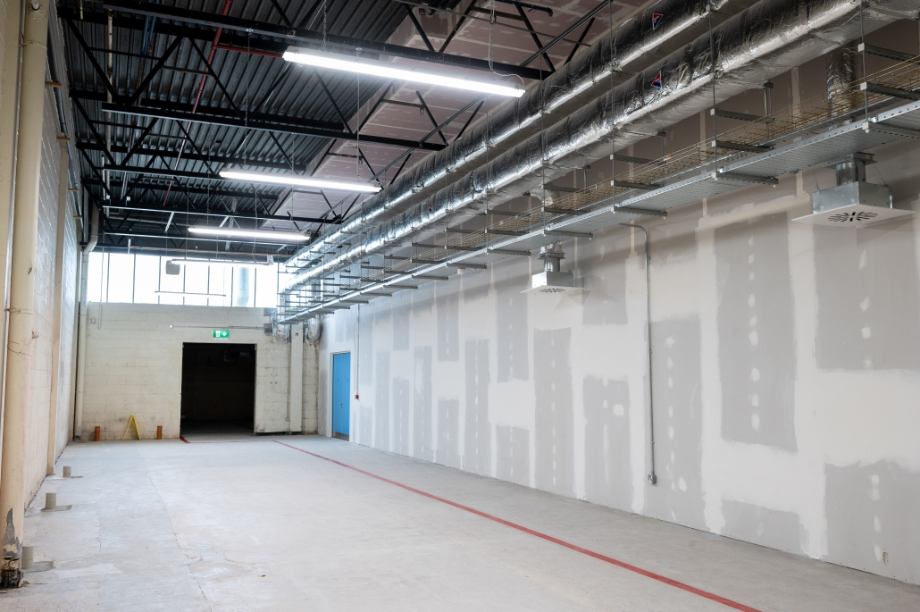 Create your own lab space at Kinetic Labs