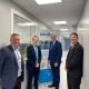 Minister Simon Coveney visits Kinetic Labs